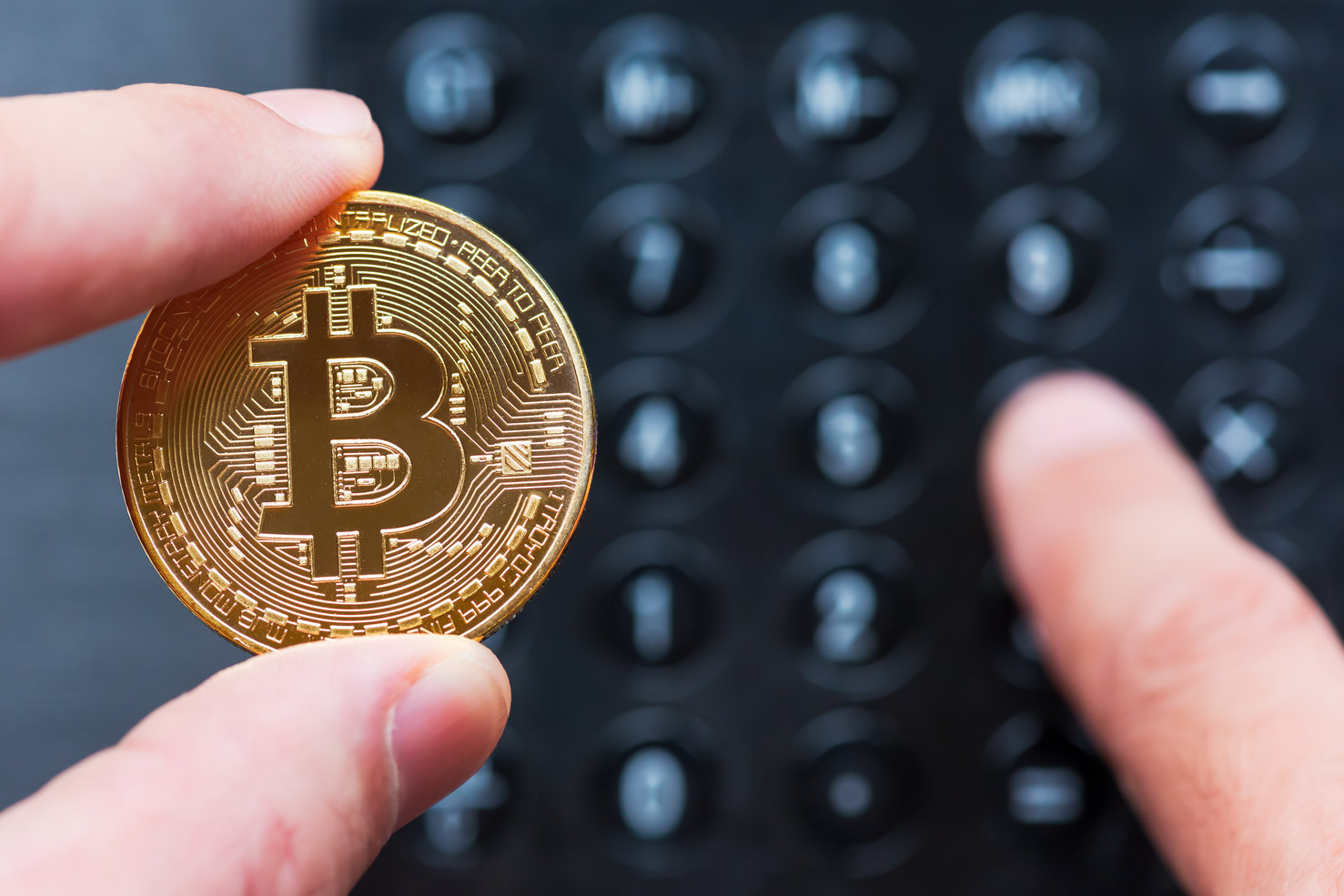Bitcoin omregner
