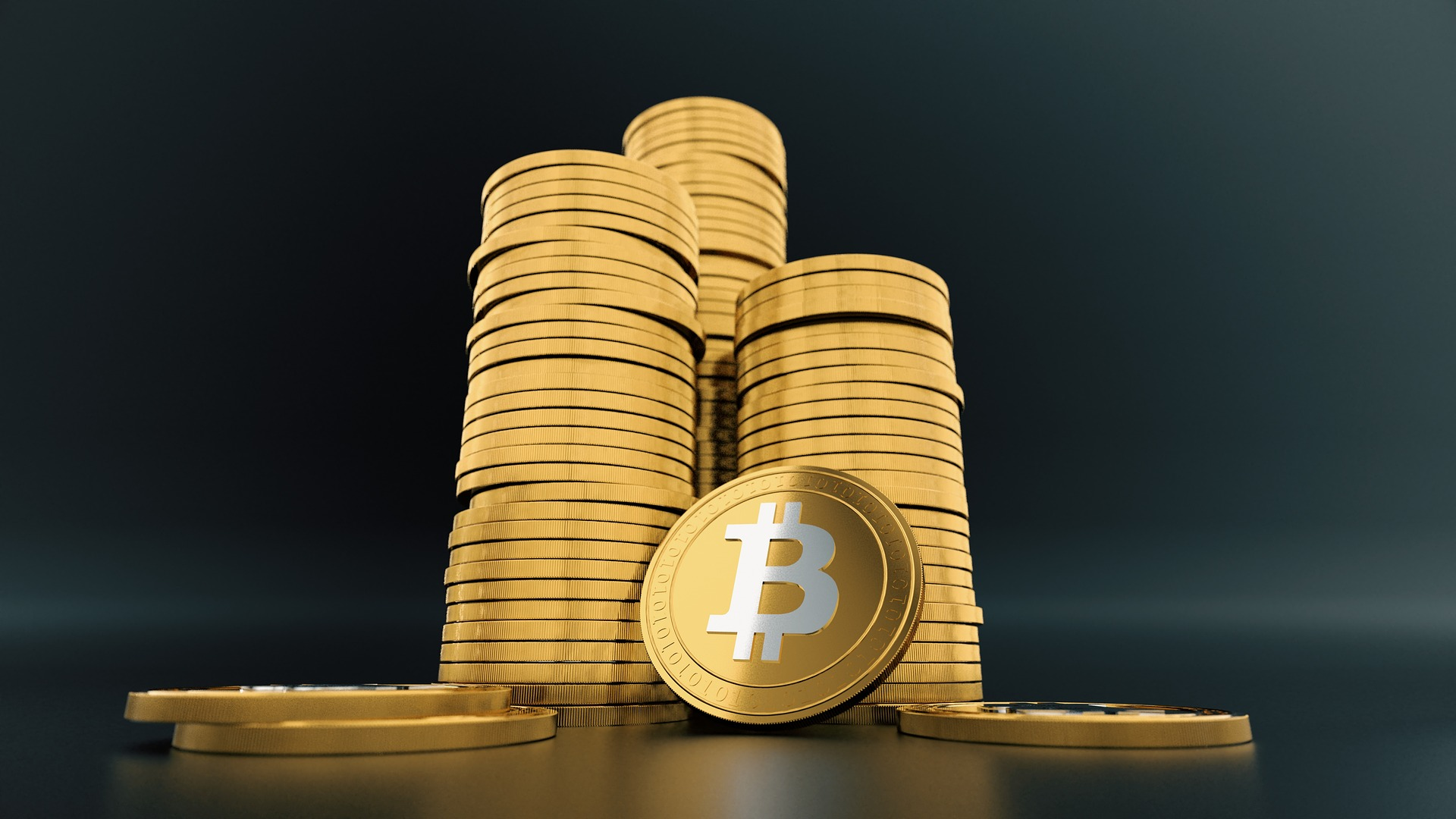 Dit hjemmesetup for Bitcoinhandel