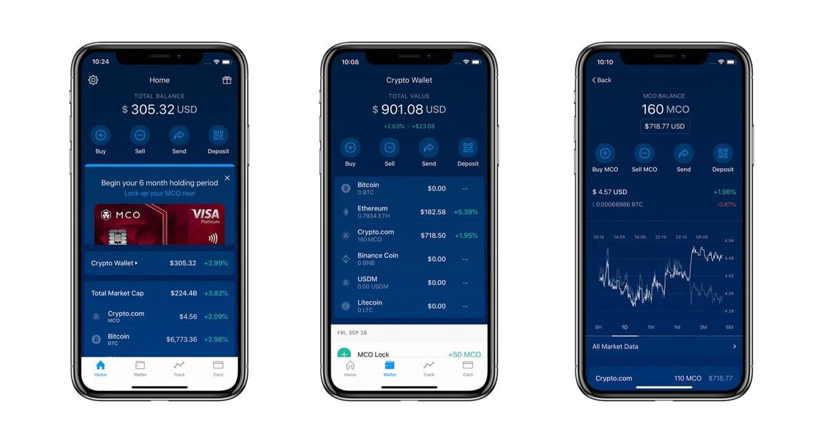 Anmeldelse af Crypto App